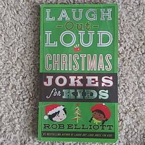 Laugh-Out-Loud Christmas Jokes for Kids Book